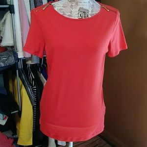 Michael Kors Coral Top